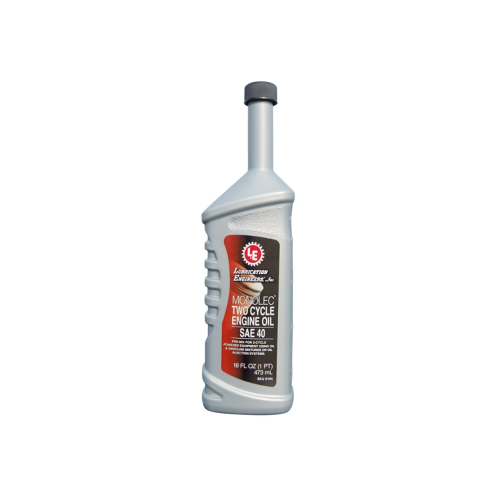 Lubrication Engineers Monolec® Two-Cycle Engine Oil 8104