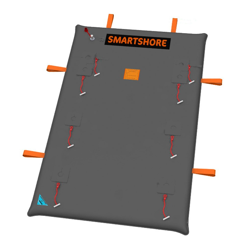 Pronal Smartshore inflatable trench shoring 1440 x 2220 mm